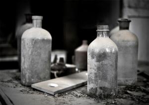 Botellas bajas